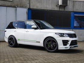 Ver foto 13 de Lumma Design Land Rover Range Rover Vogue CLR SR 2014