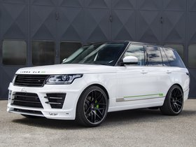 Ver foto 12 de Lumma Design Land Rover Range Rover Vogue CLR SR 2014