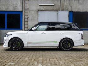 Ver foto 11 de Lumma Design Land Rover Range Rover Vogue CLR SR 2014
