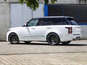 Ver foto 10 de Lumma Design Land Rover Range Rover Vogue CLR SR 2014