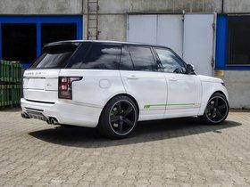 Ver foto 9 de Lumma Design Land Rover Range Rover Vogue CLR SR 2014