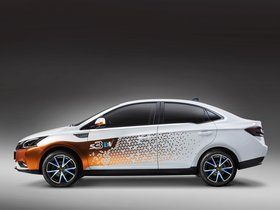 Ver foto 3 de Luxgen S3 EV Concept 2015