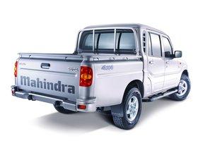 Ver foto 2 de Mahindra Pik Up Double Cab 2009