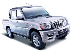 Ver foto 1 de Mahindra Pik Up Double Cab 2009