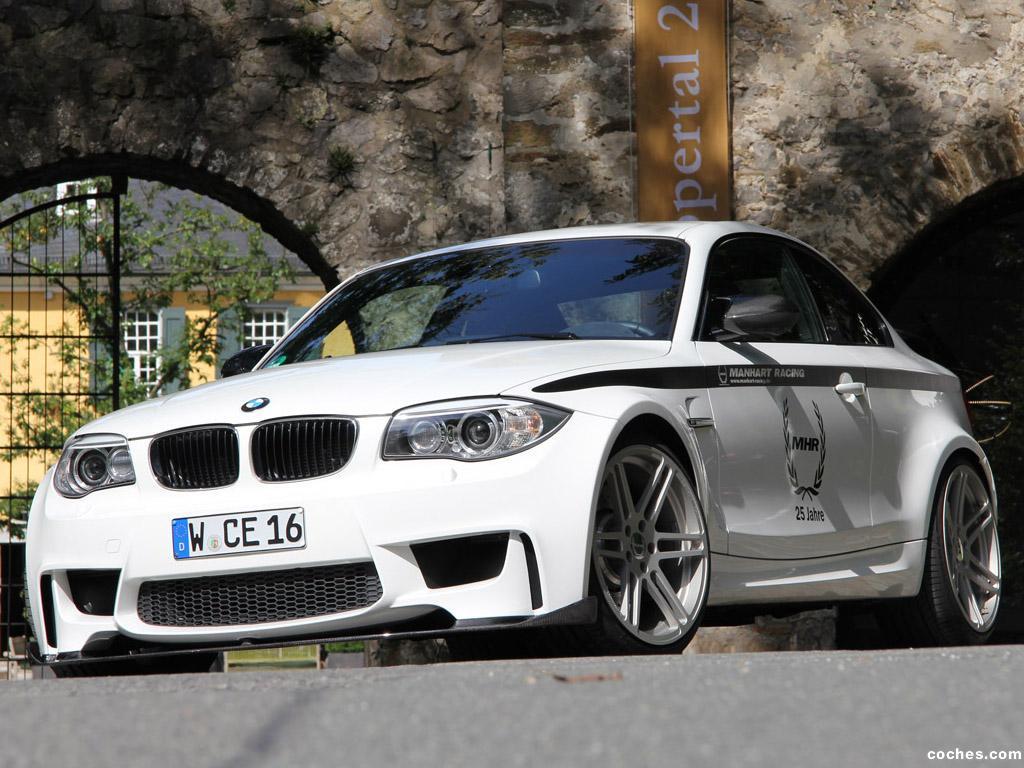 Foto 0 de Manhart BMW Serie 1 MH1 Biturbo E82 2011