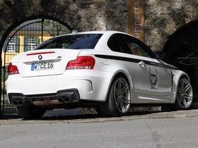 Ver foto 2 de Manhart BMW Serie 1 MH1 Biturbo E82 2011
