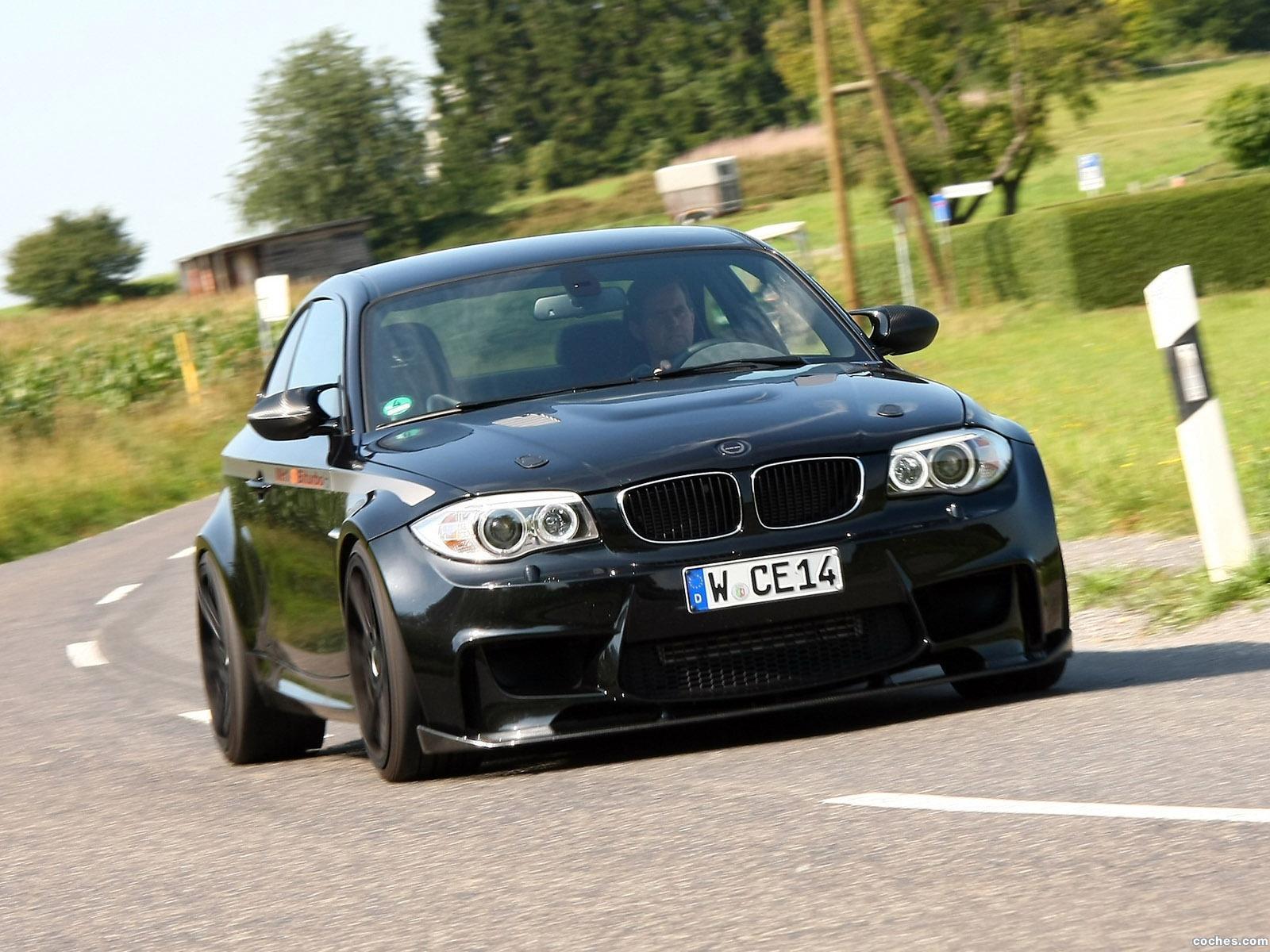 Foto 2 de Manhart BMW Serie 1 MH1 S Biturbo E82 2012