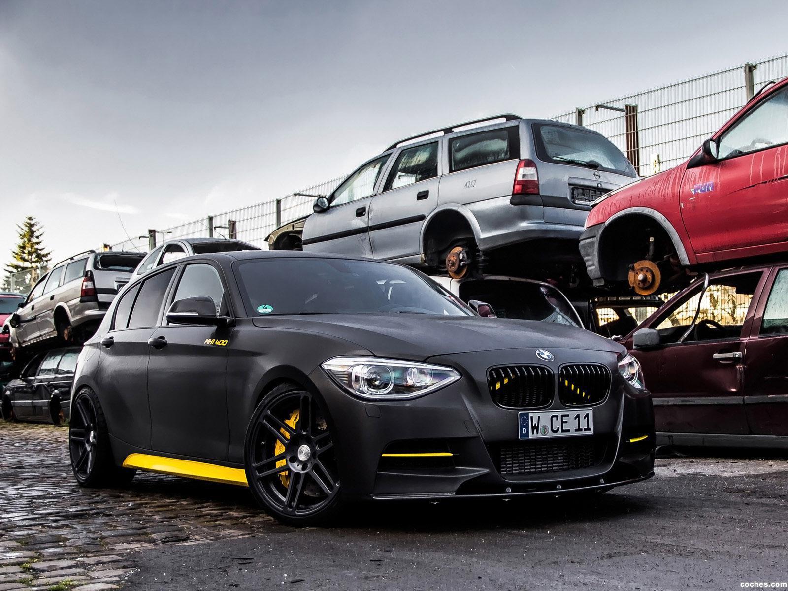 Foto 0 de Manhart BMW Serie 1 M135i Mh1 400 2014