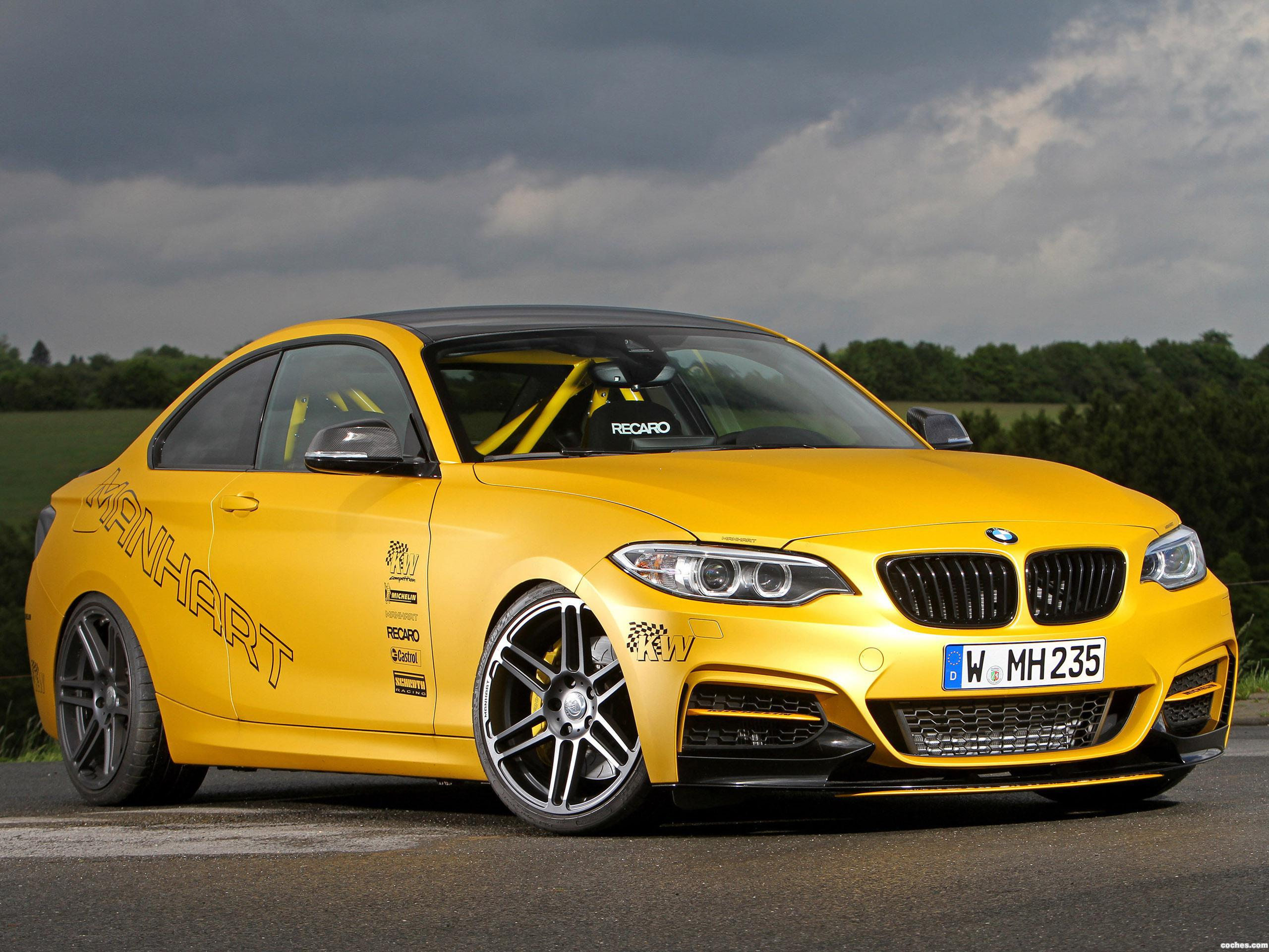 Foto 0 de Manhart BMW Serie 2 Coupe MH2 Clubsport 2014
