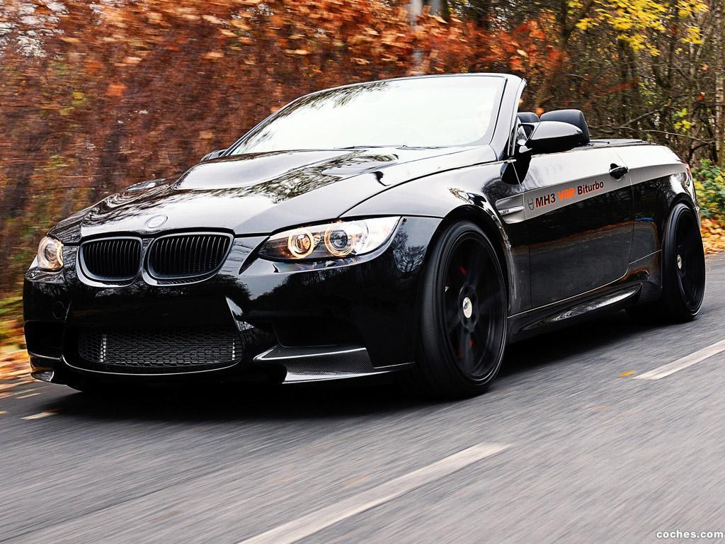 Foto 0 de BMW Manhart M3 E92 MH3 V8 R Biturbo Convertible 2012