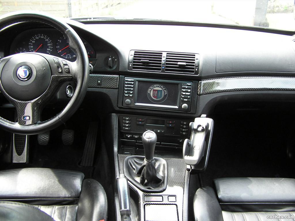 Foto 8 de Manhart BMW M5 E39 5.0 2009