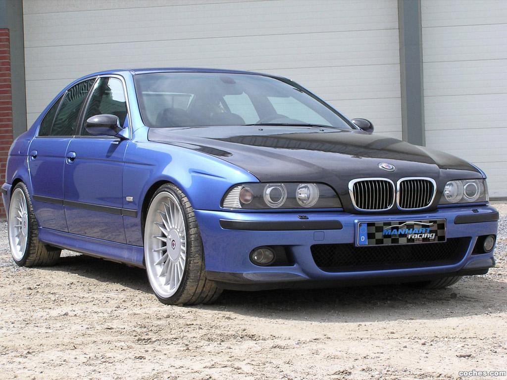 Foto 0 de Manhart BMW M5 E39 5.0 2009