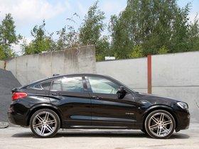 Ver foto 6 de Manhart BMW X4 xDrive35d M Sports Package F26 2014