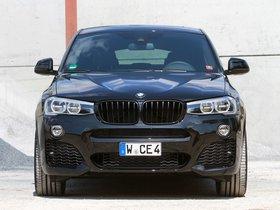 Ver foto 5 de Manhart BMW X4 xDrive35d M Sports Package F26 2014