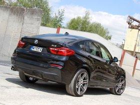 Ver foto 4 de Manhart BMW X4 xDrive35d M Sports Package F26 2014