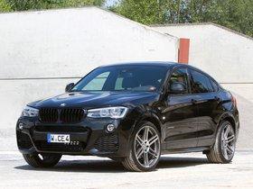 Ver foto 1 de Manhart BMW X4 xDrive35d M Sports Package F26 2014