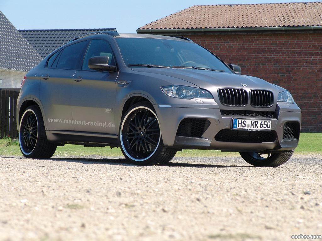 Foto 0 de BMW X6 M6XR Twin Turbo 2010