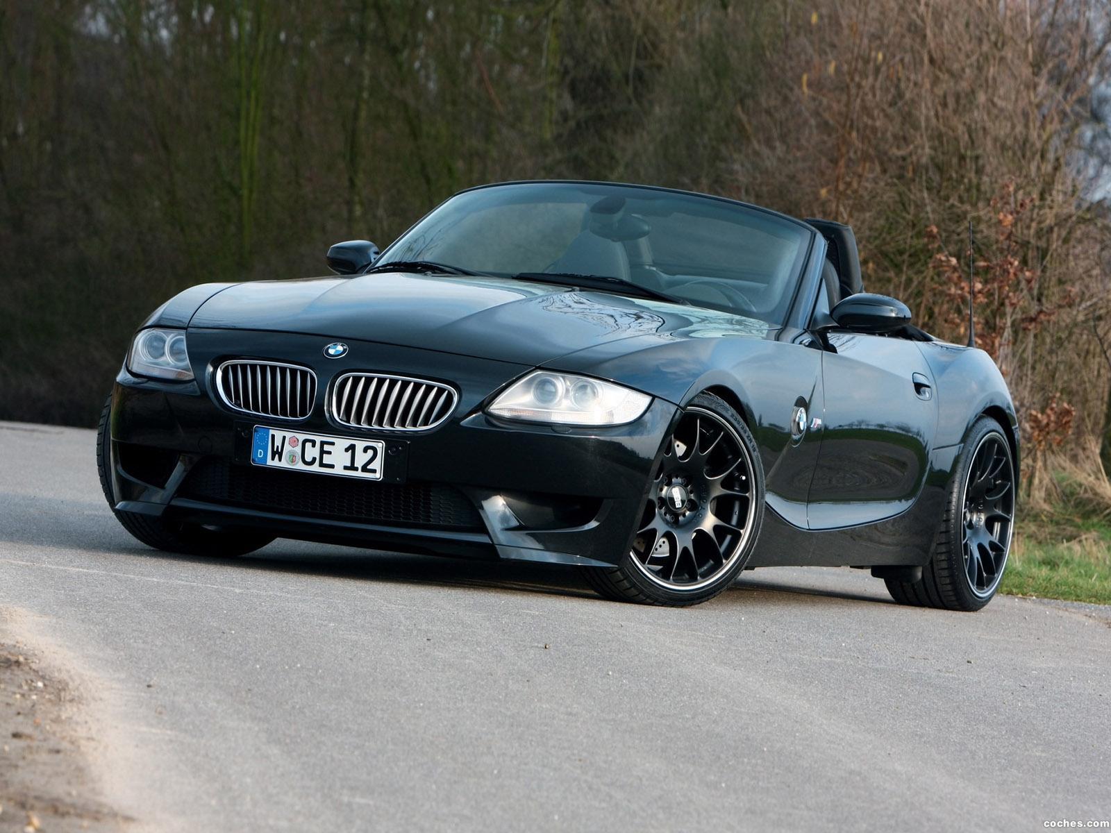 Foto 0 de BMW manhart Z4 V10 E85 2009
