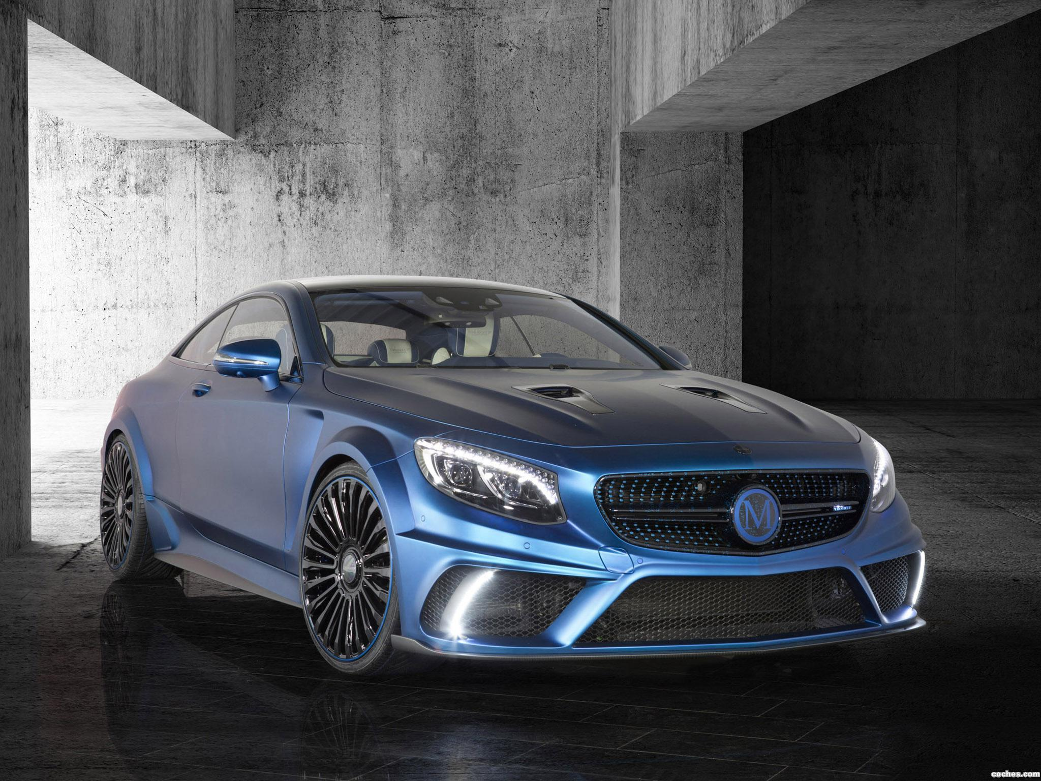 Foto 0 de Mansory Mercedes AMG S63 Coupe Diamond Edition 2015