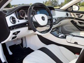 Ver foto 10 de Mansory Mercedes AMG S63 Black Edition W222 2015