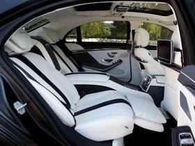 Ver foto 8 de Mansory Mercedes AMG S63 Black Edition W222 2015