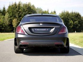 Ver foto 6 de Mansory Mercedes AMG S63 Black Edition W222 2015