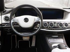 Ver foto 9 de Mansory Mercedes AMG S63 W222 2014