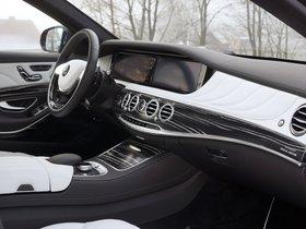 Ver foto 7 de Mansory Mercedes AMG S63 W222 2014