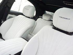 Ver foto 6 de Mansory Mercedes AMG S63 W222 2014