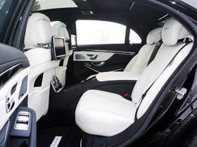 Ver foto 4 de Mansory Mercedes AMG S63 W222 2014