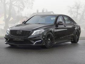 Ver foto 1 de Mansory Mercedes AMG S63 W222 2014