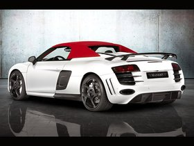 Ver foto 3 de Audi Mansory R8 V10 Spyder 2012