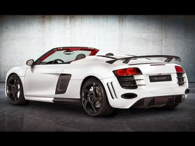 Ver foto 2 de Audi Mansory R8 V10 Spyder 2012