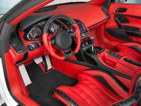 Ver foto 11 de Audi Mansory R8 V10 Spyder 2012