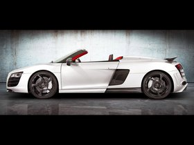 Ver foto 5 de Audi Mansory R8 V10 Spyder 2012