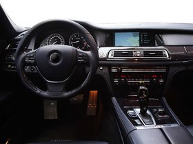 Ver foto 5 de Mansory BMW Serie 7 2011