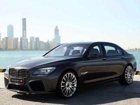 Fotos de Mansory BMW Serie 7 2011