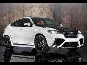 Fotos de BMW mansory X6 M 2010