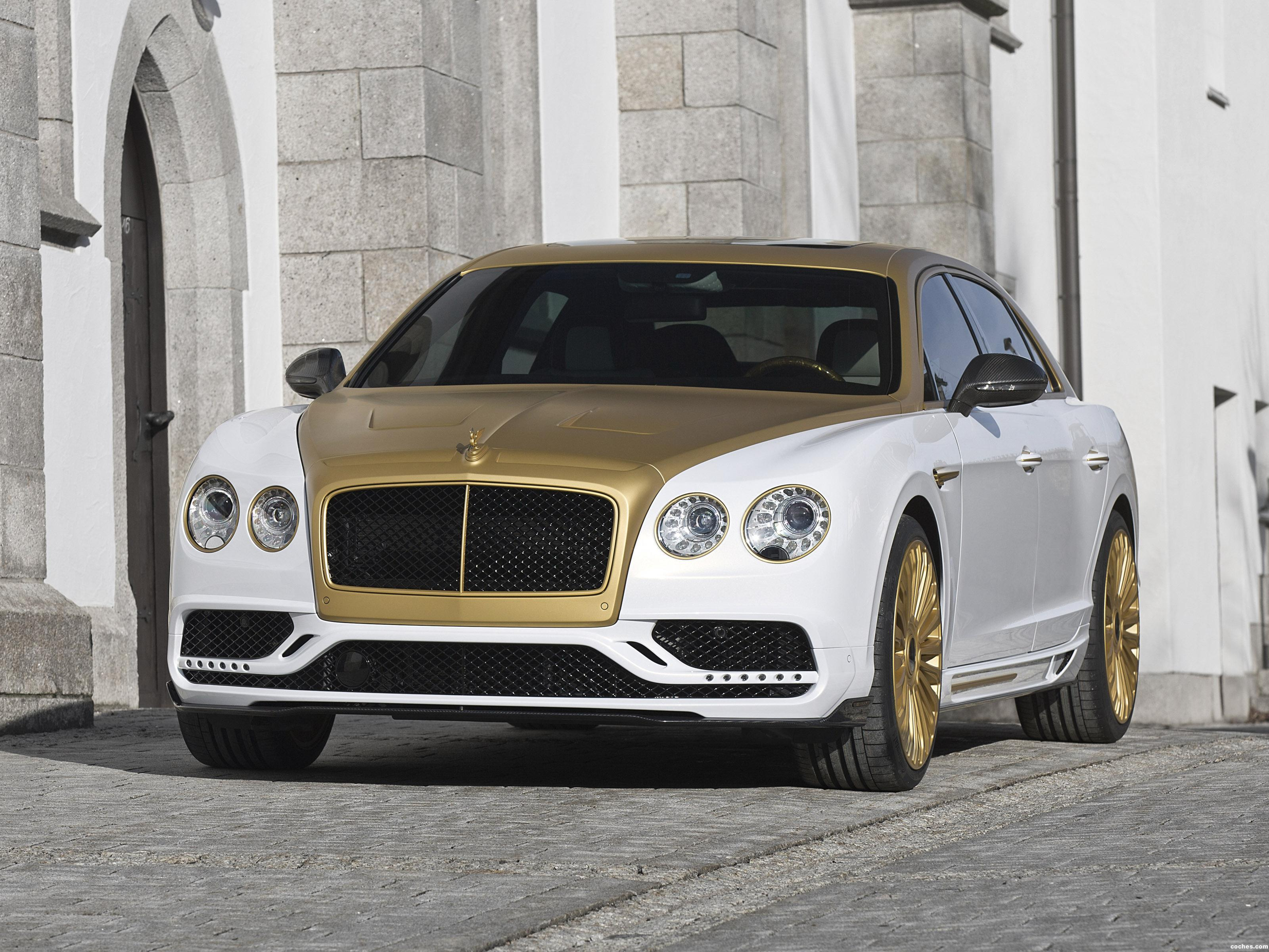 Foto 0 de Mansory Bentley Continental Flying Spur 2016