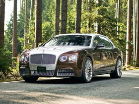 Ver foto 4 de Mansory Bentley Continental Flying Spur 2014