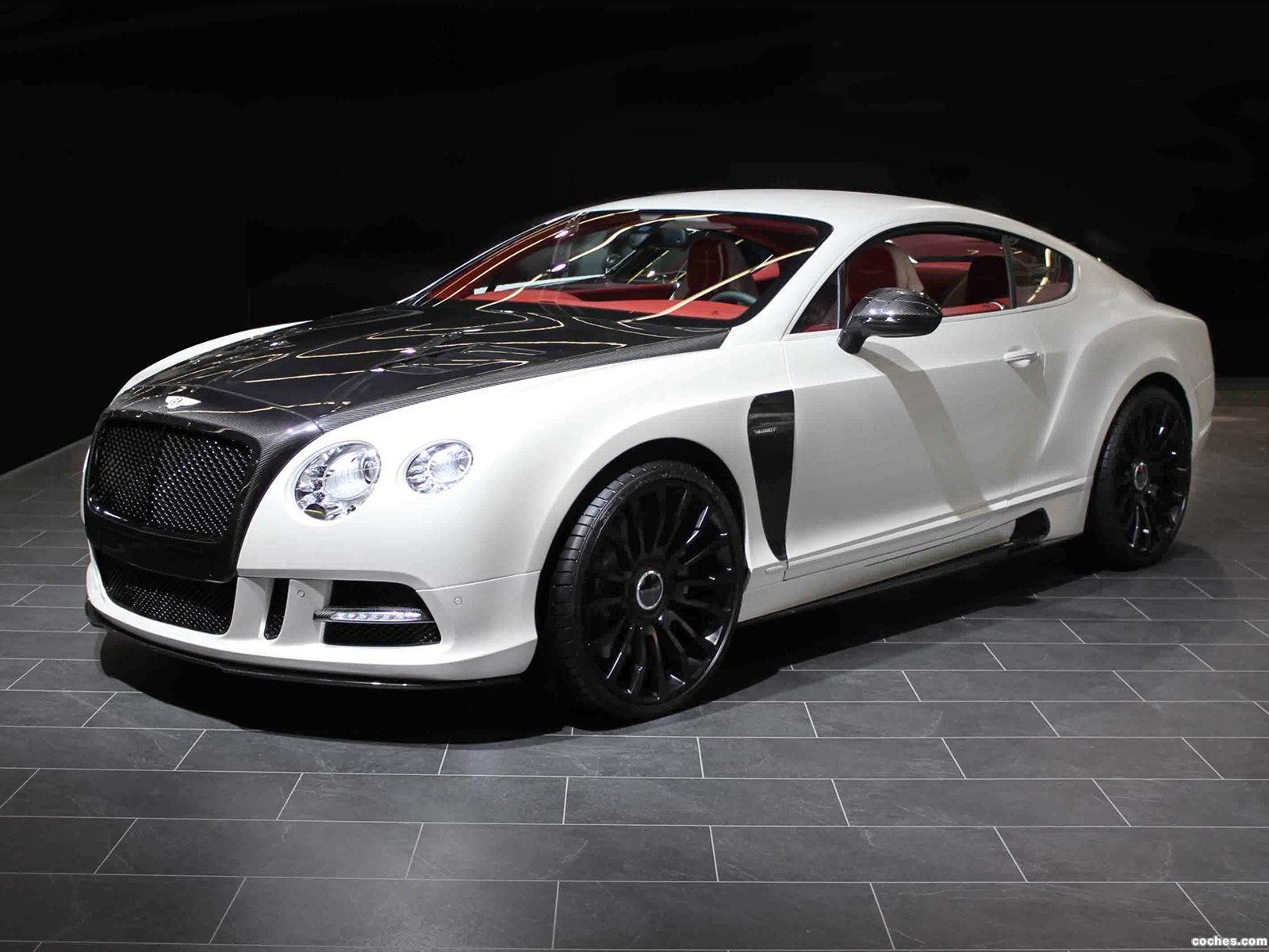 Foto 0 de Mansory Bentley Continental GT 2011
