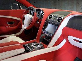 Ver foto 4 de Mansory Bentley Continental GT 2011