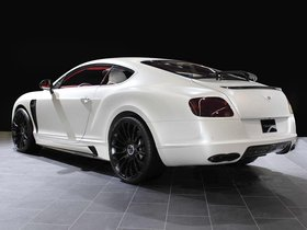 Ver foto 3 de Mansory Bentley Continental GT 2011