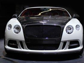 Ver foto 2 de Mansory Bentley Continental GT 2011