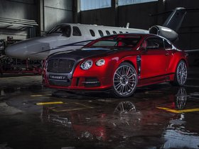 Ver foto 4 de Mansory Bentley Continental GT Sanguis 2013