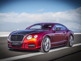 Ver foto 2 de Mansory Bentley Continental GT Sanguis 2013
