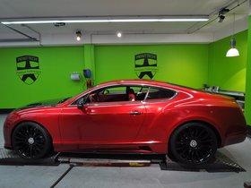 Ver foto 3 de Mansory Bentley Continental GT by Print Tech 2013