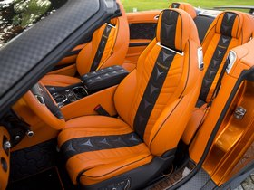 Ver foto 10 de Mansory Bentley Continental GTC 2015