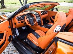 Ver foto 9 de Mansory Bentley Continental GTC 2015