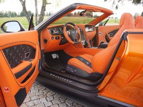 Ver foto 8 de Mansory Bentley Continental GTC 2015